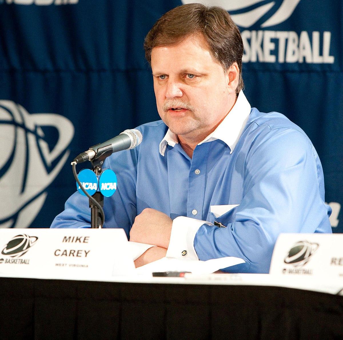 Mike Carey (basketball) - Wikipedia