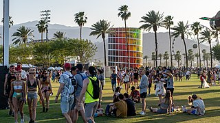 Coachella Valley Music and Arts Festival annual music and arts festival held in April in Indio, California, United States