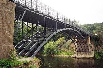 Coalport - Coalport Bridge