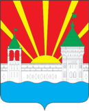 Coat of Arms of Dzerzhinsky (Moscow oblast).png