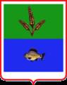 Coat of Arms of Kazansky rayon (Tyumen oblast).png