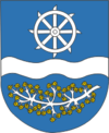 Coat of Arms of Krupki, Belarus.png