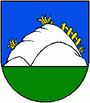 Coat of arms of Výrava.png