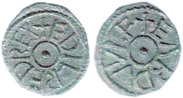 Coin of Æthelred II of Northumbria.png