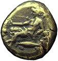 Coin of Mysia 4th century BCE.jpg