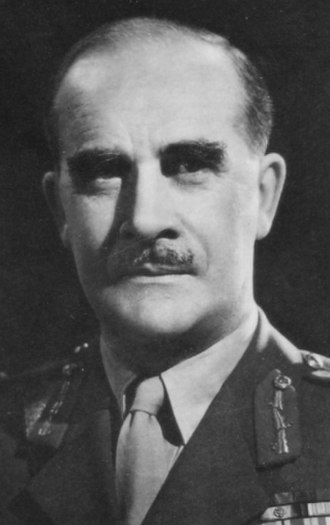 Special Operations Executive - Major General Colin McVean Gubbins, director of SOE from August 1943