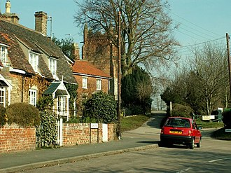 Colne Engaine - Image: Colne Engaine village, Essex geograph.org.uk 137320