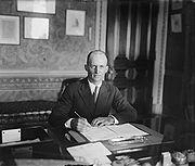 Colonel Hanford MacNider, Asst. Sec. of War