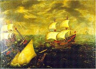 Battle of Cape St. Vincent (1606) Naval battle fought in 1606