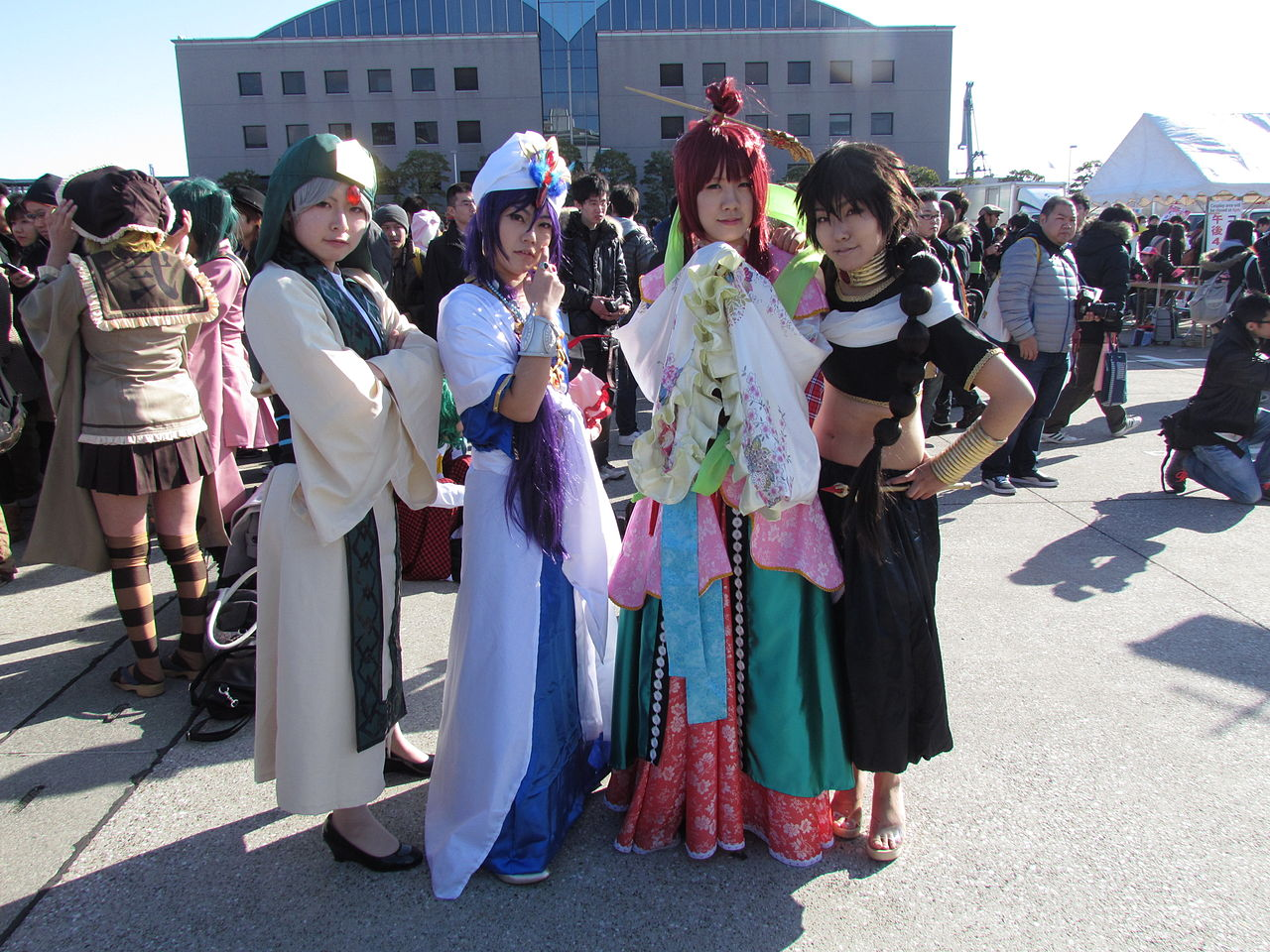 file comiket 83 magi cosplay jpg wikimedia commons. Black Bedroom Furniture Sets. Home Design Ideas