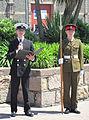 Commémoration de l'Appel du 18 Juin 1940 Saint Hélier Jersey 18 juin 2012 10.jpg