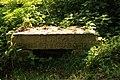 Commemorative stone bench - geograph.org.uk - 984521.jpg