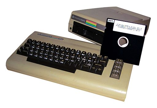 Commodore64withdisk