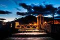Complesso monumentale, Torre Medioevale e Ponte Romano.jpg