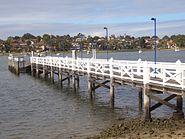 Concord wharf