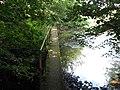 Concrete footbridge and dam - geograph.org.uk - 1434276.jpg
