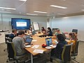 Conectando editathon at University of Edinburgh library.jpg