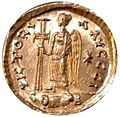 Constantinople Solidus of Anastasius I 02.jpg