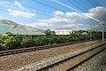 Construction site of New Hefeixi Railway Station (20201008134533).jpg