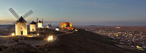Consuegra molinos y castillo-(DavidDaguerro)