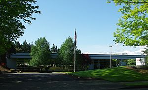 CoorsTek - Facility in Hillsboro, Oregon