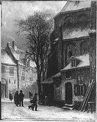 Dooiweder (Utrecht, achter Sint-Pieter)