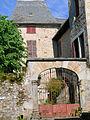 Corrèze - Maison Florentin, côté église.JPG