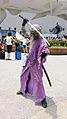 Cosplayer of Shishio Makoto, Rurouni Kenshin in PF22 20150509.jpg