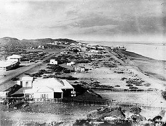 Cossack, Western Australia - Image: Cossack WA, Ghost town