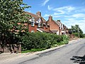 Cottages on Town Road - geograph.org.uk - 855831.jpg