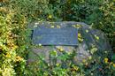 Ludwig-Leichhardt-Gedenkstein mit Gedenktafel
