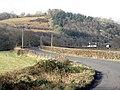 Country road near Llandovery - geograph.org.uk - 1132528.jpg