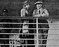 Couperus en echtgenote op de boot.jpg