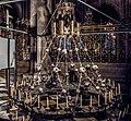 Couronne de lumière ou Grand lustre de la croisée des transepts - Cathédrale Notre-Dame de Paris.jpg