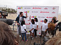 Course of the Force 2012 - Michael Rosenbaum and the Make A Wish kids (13971392370).jpg