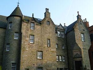 Craigcrook Castle - Craicrook Castle 2011