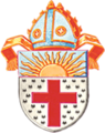 Crest of Anglican Diocese of Qu'Appelle.png