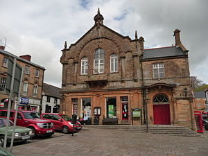 Crewkerne - The Town Hall