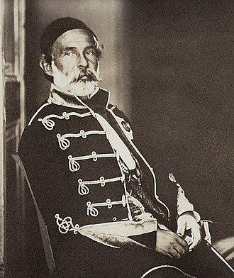 Omar Pasha - Image: Crimean War 1854 56 Q71467