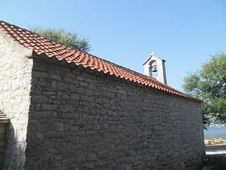 Vis (town) - Church of St. George