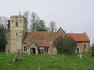 Sir George Downing, 1st Baronet - Downing was buried in a vault he had built in All Saints' Church, Croydon, Cambridgeshire