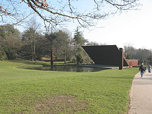 Ian Ritchie (architect) - Image: Crystal Palace Concert Platform geograph.org.uk 692053