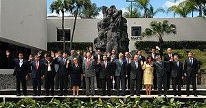 Ibero-American Summit - Ibero-American Summit, 2008 San Salvador, El Salvador.
