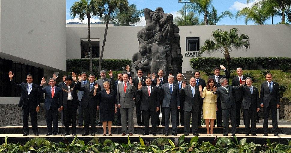 Cumbre Iberoamericana 2008