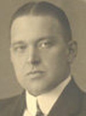 Kurt Bergström - Image: Curt