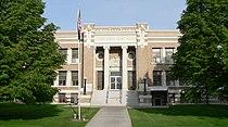 Custer County, Nebraska courthouse from E.JPG