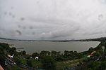 Cyclonic Storm Roanu Affected Overcast Sky - Nalban Waterbody - Kolkata 2016-05-20 3970.JPG