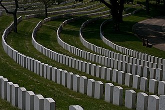 Cypress Hills National Cemetery - Image: Cypress hills 6