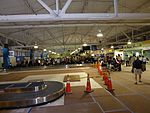 Cyril E. King Airport — terminal building baggage carousels.JPG