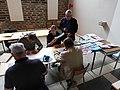Dépouillement au bureau de vote du Bouloir de Saint-Lô (Européennes 2019).jpg